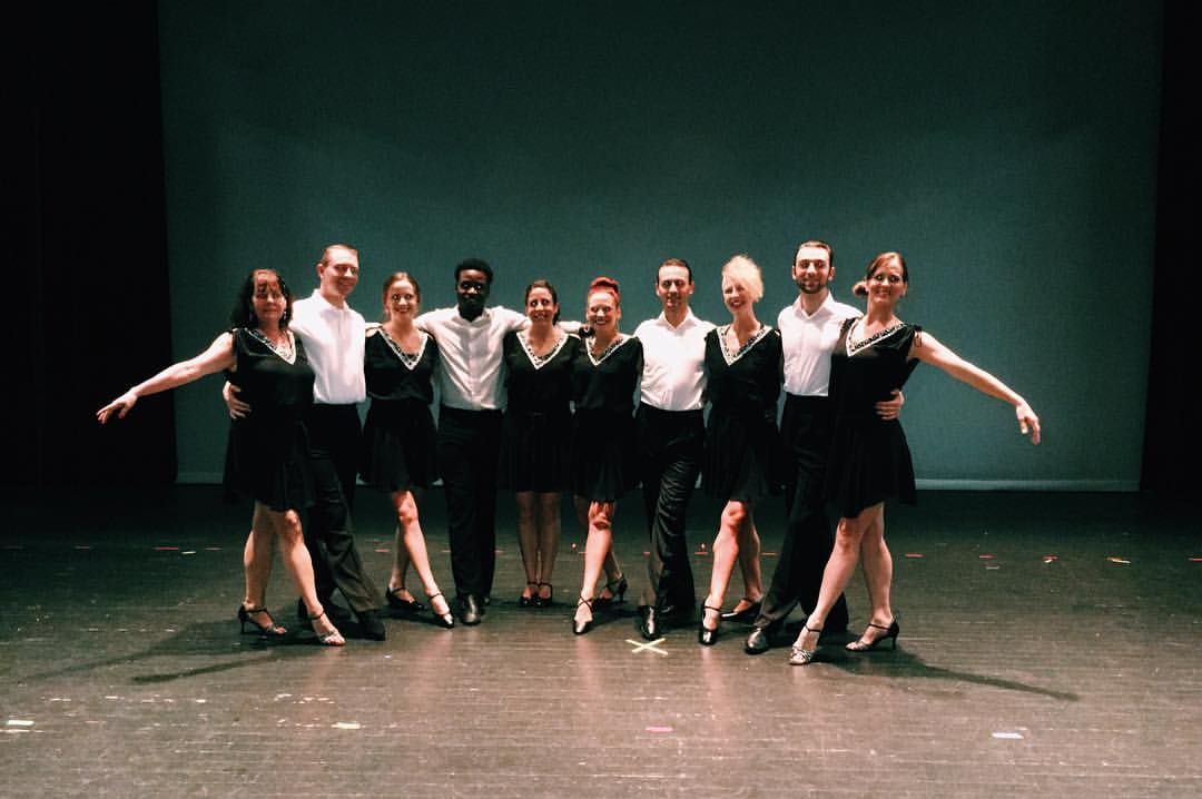 The Dance Company & Fred Astaire Teachers - Recital 2016